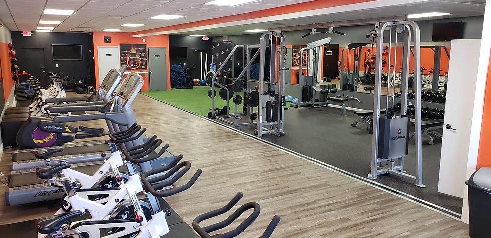 Gimnasio Live Strong Gym
