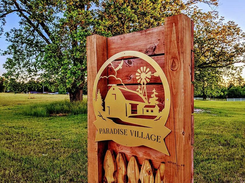 paradise village garden sign.jpg