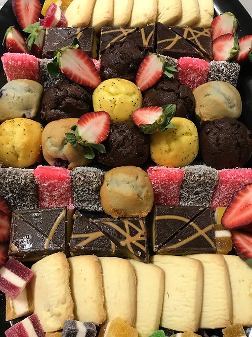 Large Delightful Sweets Platter