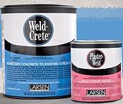 Weld-Crete Plaster-Weld Acrylic Admix