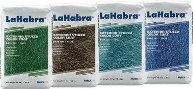 LaHabra Cementitious Stucco