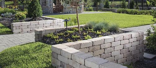 Weston Stone Belgard Retaining Wall Tulsa