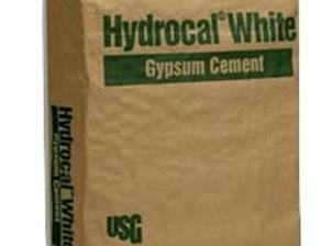 Hydrocal White Gypsum Cement Tulsa