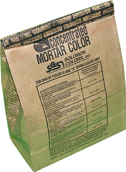 Mortar Color Cement Tulsa