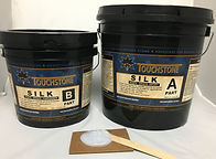 Touchstone Silk Epoxy Tulsa Countertops