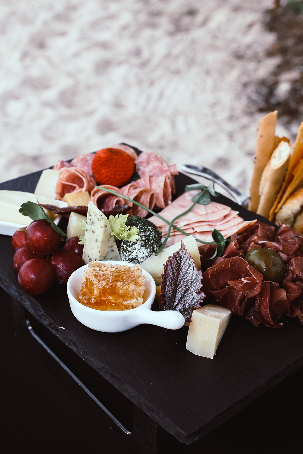 charcuterie fromage thé