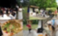 Visite de la palombière