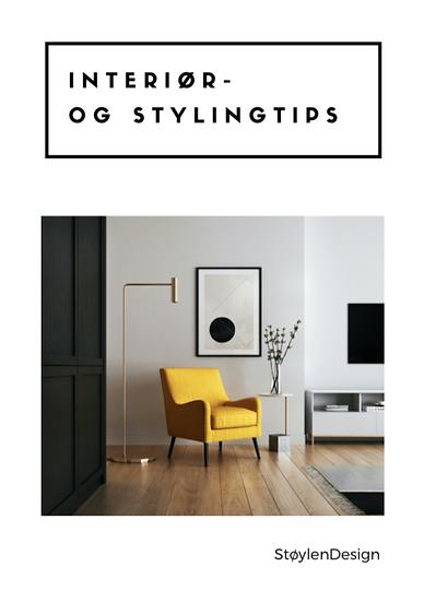 Interiør- og stylingtips (e-bok)