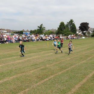 PTA Support: School Sports Day