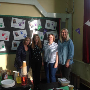 PTA Support: MacMillan Cancer Coffee Morning