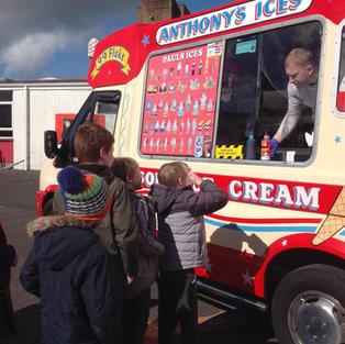 PTA Funded: Ice-Cream Fun