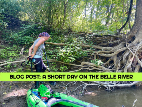 A Short Day on the Belle River