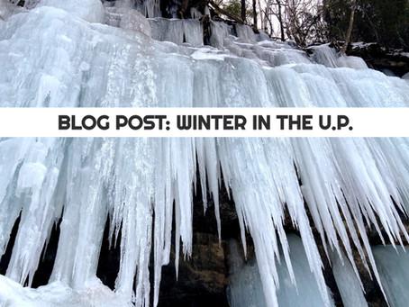 Winter in The U.P.
