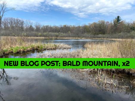 Bald Mountain.. x2