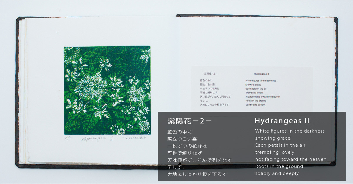 """Hydrangeas 2"""