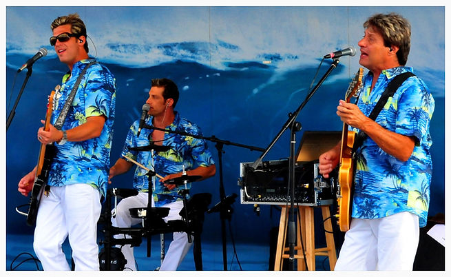 beach boys tribute band, surfs up beach boys tribute band