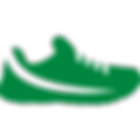 running-shoe green.png