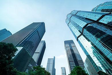 Modern office building in a big city.jpg