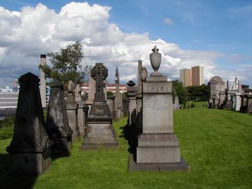 Glasgow Old Cemetery