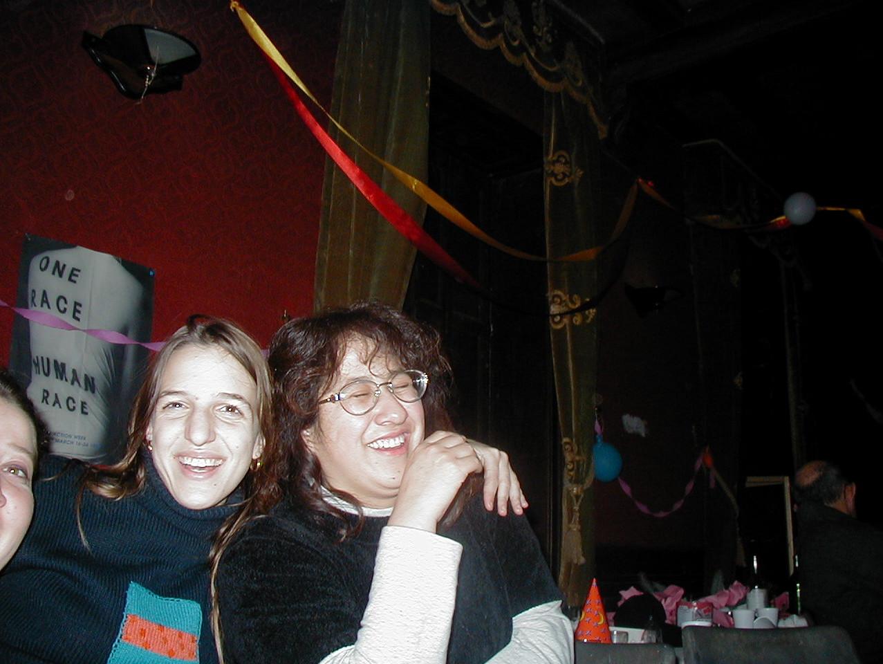 Veronica (kinda), Anne-Lise & Patricia
