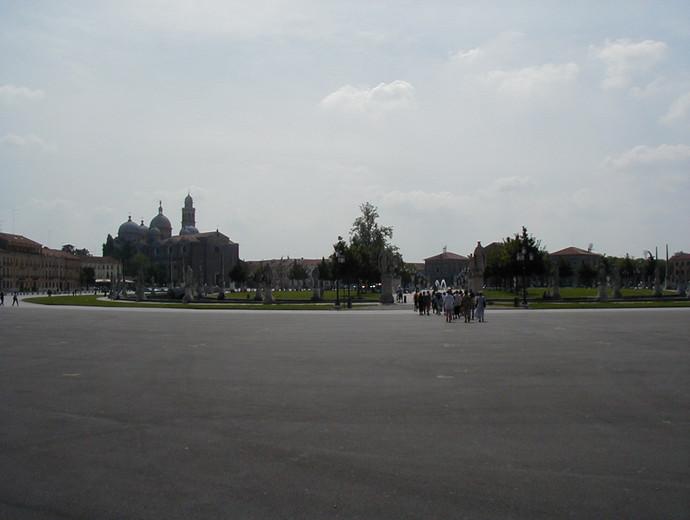 Padova centrum