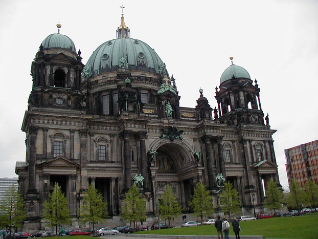 Cathedral: East Berlin, Germany