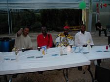 Angolan refugees
