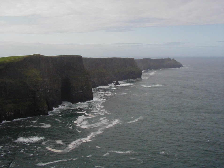 The Cliffs of Moher, Galway