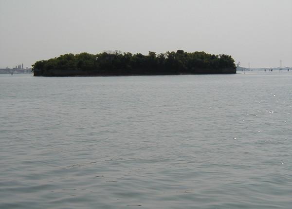 Random island along the way