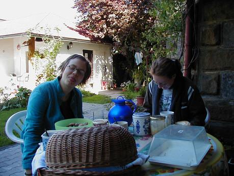 Sanna and Marieke