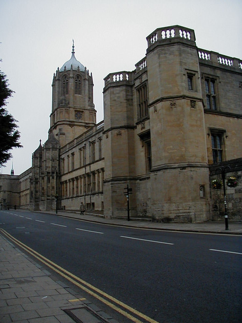 Christ Church and Tom Tower
