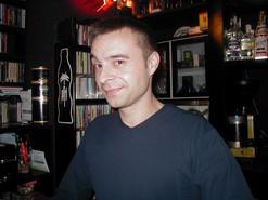 Our bartender!