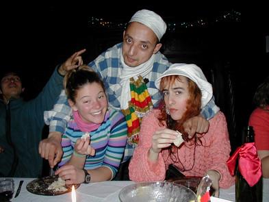 Kate, Brahim & Caroline