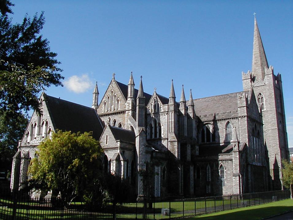 St Patricks Cathederal, Ireland