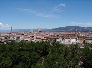 Firenze from Piazza Michangelo