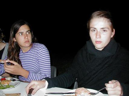 Clara and Diana