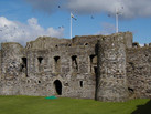 Beaumaris Castle, Wales