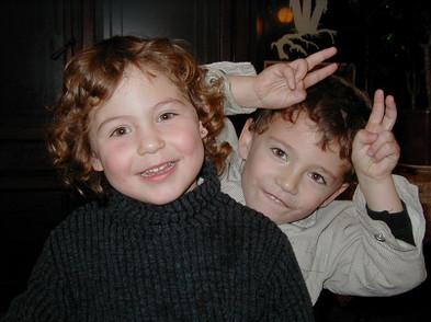Le Donjon kids