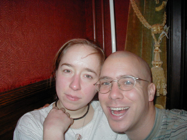 Self Portrait with Melanie