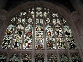 Inside St Mary the Virgin