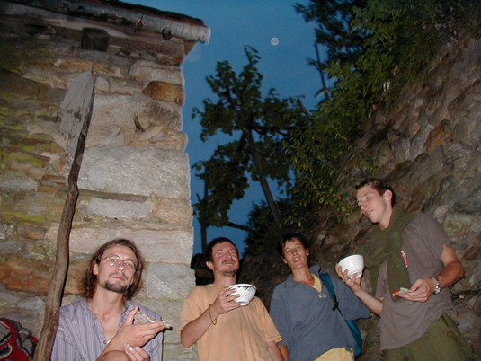 Francesco, Edwige and Kuba