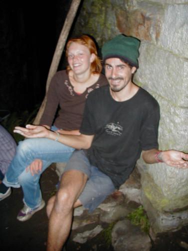 Ricardo and Sofia