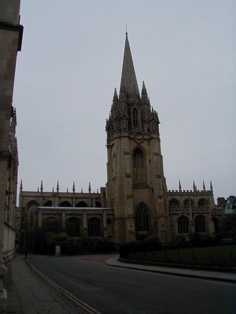 Saint Mary the Virgin Church