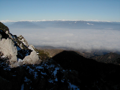 A view into Austria
