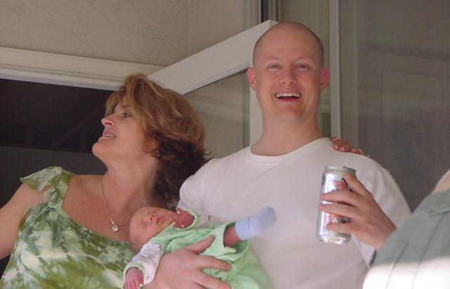 Garrett Jones' Baby Shower