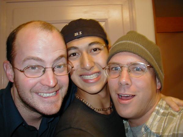 Reiner, Rich and Ryan