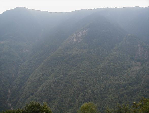 Zonca valley