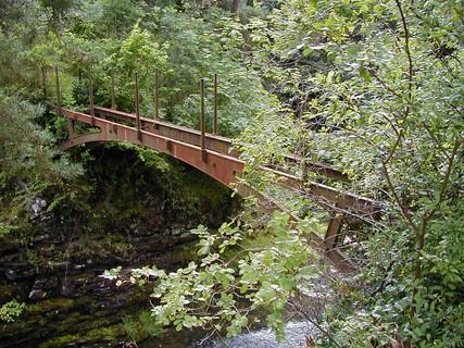 New Lanark old bridge