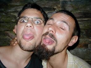 Alberto and Eros