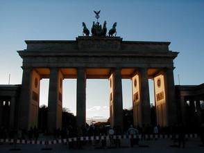 The new Brandenburg Tor